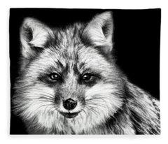 Foxtrot Fleece Blanket