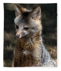 Foxy Fleece Blanket