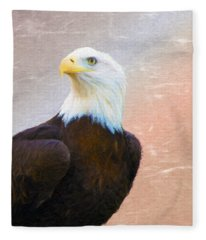 Freedom Flyer Fleece Blanket