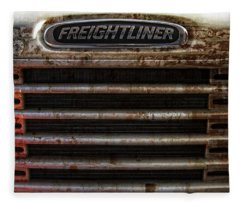 Freightliner Highway King Fleece Blanket