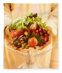 Fruit Of The Spirit Fleece Blanket