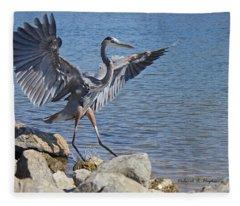 Full Out Fleece Blanket