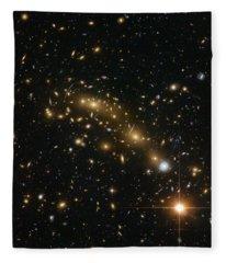 Galaxy Cluster Mcs J0416.1-2403 Fleece Blanket