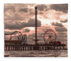 Galveston Island Fleece Blankets