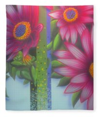 Garden Guardian Fleece Blanket
