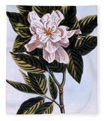 Gardenia G Augusta Fleece Blanket