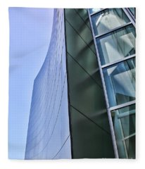 Gehry Iv Fleece Blanket