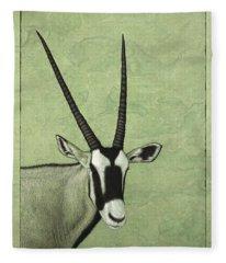 Antelope Fleece Blankets