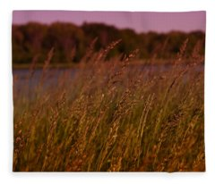 Gentle Breeze Fleece Blanket
