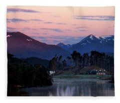 Glen Affric Fleece Blanket