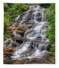 Glen Falls Fleece Blanket