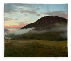 Glen Strathfarrar Fleece Blanket