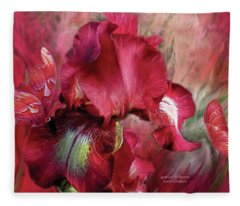 Goddess Of Passion Fleece Blanket