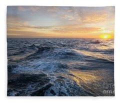 Falkland Island Fleece Blankets