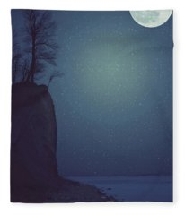 Goodnight Moon Fleece Blanket