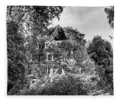 Gothic Hampstead Fleece Blanket