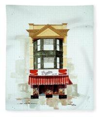 Govatos' Candy Store Fleece Blanket