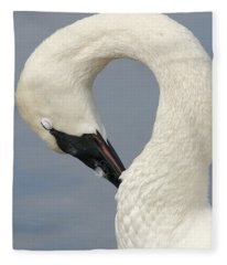 Graceful Fleece Blanket