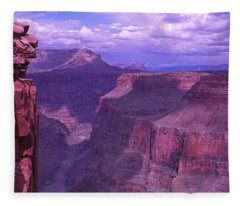 Grand Canyon Fleece Blankets