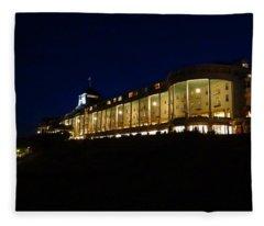 Grand Hotel Mackinac Island Fleece Blanket
