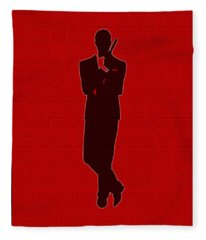 Graphic Bond 3 Fleece Blanket