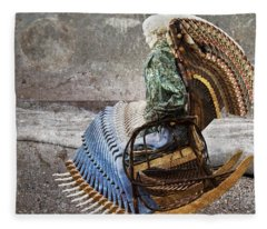 Grateful Dead Rock Fleece Blanket