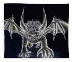 Grevil Inverted Fleece Blanket