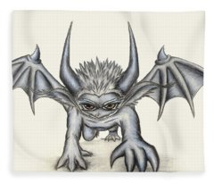 Grevil Fleece Blanket