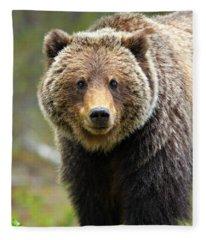 Grizzly Fleece Blanket