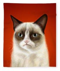 Pets Fleece Blankets