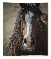 Grungy Boy Fleece Blanket