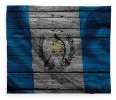 Guatemala Fleece Blanket