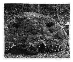 Guatemala Quirigua Fleece Blanket