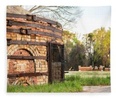 Guignard Brick Works-1 Fleece Blanket