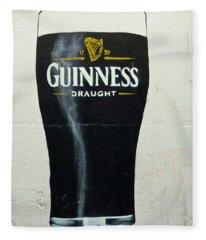 Guinness - The Perfect Pint Fleece Blanket