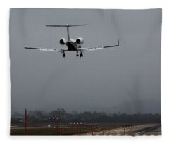 Gulfstream Approach Fleece Blanket