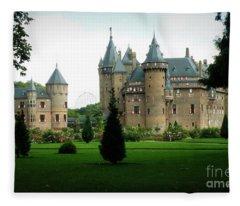 Haar Castle Fleece Blanket