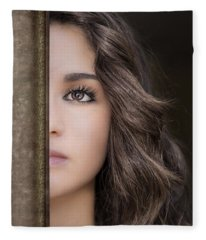 Half Remembered Dream Fleece Blanket