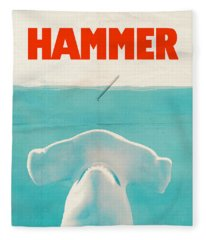 Hammer Fleece Blanket