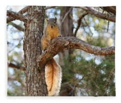 Hangin' Out Fleece Blanket
