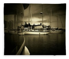 Harbour Life Fleece Blanket