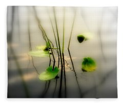 Harmony Zen Photography II Fleece Blanket
