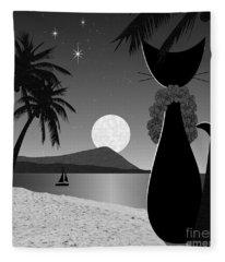 Hawaii Fleece Blanket