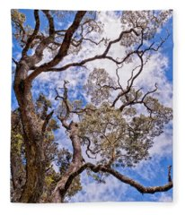 Hawaiian Sky Fleece Blanket