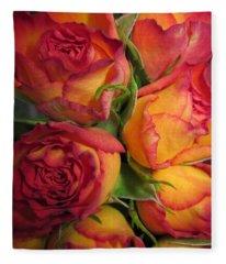 Heartbreaking Beauty Fleece Blanket