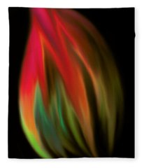 Heat Of The Moment Fleece Blanket