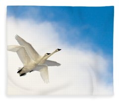 Heaven Born Fleece Blanket