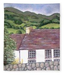 Highland Farmhouse Fleece Blanket