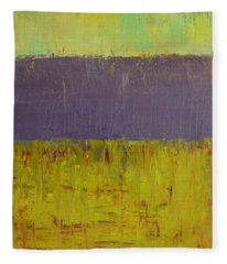 Highway Series - Lake Fleece Blanket