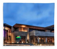 Horseshoe Casino Cincinnati Fleece Blanket